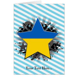 Ukraine Star Card