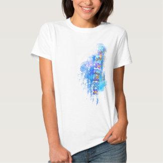 Ukrainian embroidery art shirts