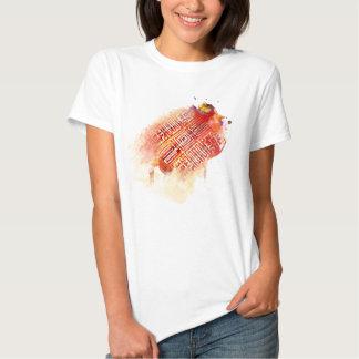 Ukrainian embroidery art tee shirts