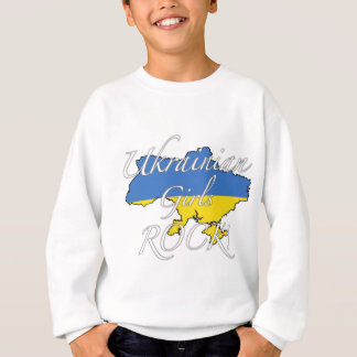 Ukrainian Girls Rock! Sweatshirt