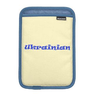 Ukrainian iPad Mini Sleeve