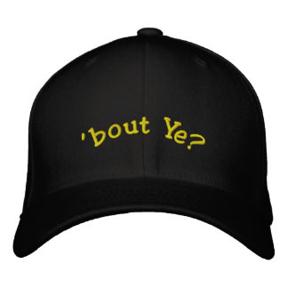 ULSTER bout Ye - Embroidered Hat