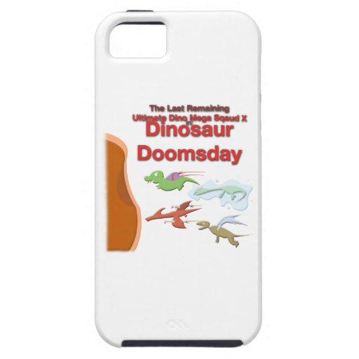 Ultimate Dino Mega Squad X iPhone 5 Cases