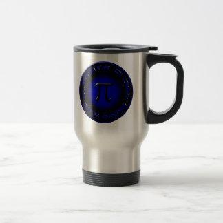Ultimate Pi Day 2015 3.14.15 9:26:53 (blue) Coffee Mugs