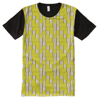 ultra-soft and stylish messy pattern All-Over print T-Shirt