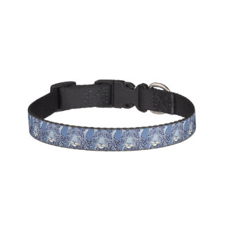 Ultramarine Jaguar Dog Collar