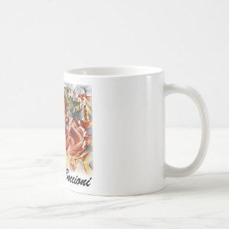 Umberto Boccioni - Elastic (Detail) Coffee Mug