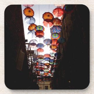 Umbrella Alley Coaster