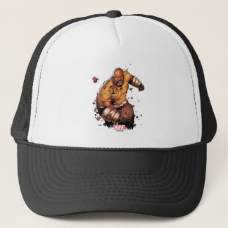 Unbreakable Luke Cage Trucker Hat