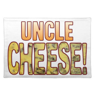 Uncle Blue Cheese Placemat