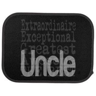Uncle Extraordinaire Car Mat
