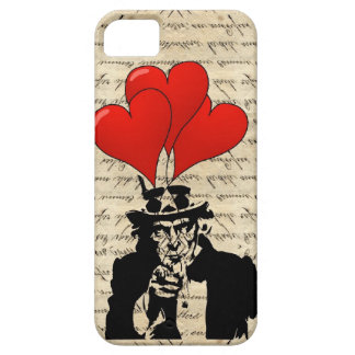 Uncle Sam and balloons iPhone 5 Cover