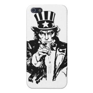 Uncle Sam iPhone 4 Case