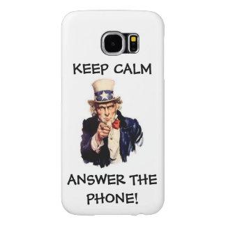 UNCLE SAM - Samsung Galaxy S6 Samsung Galaxy S6 Cases