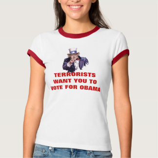UNCLE SAMS SAYS - Customized - Customized T-Shirt