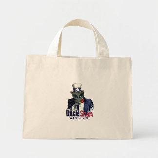 Uncle Sham Wants You Bag