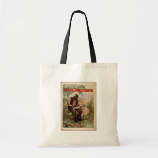 Uncle Tom's Cabin, 'Uncle Tom & Eva' Vintage Theat Tote Bag