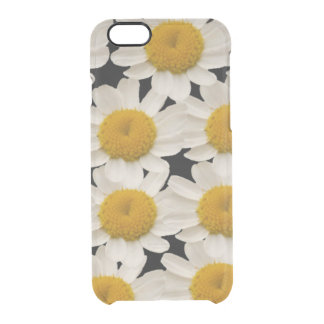 Uncommon Deflector Daisies Clear iPhone 6/6S Case