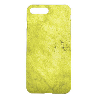 Uncommon iPhone7 Plus Clearly™ Deflector - Yellow iPhone 7 Plus Case