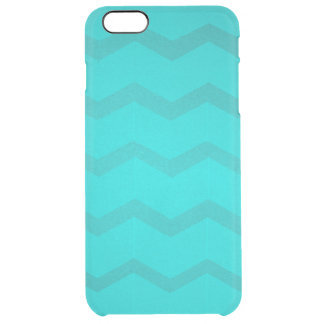 Uncommon iPhone 6 Plus Clearly™ Deflector-Chevron Clear iPhone 6 Plus Case