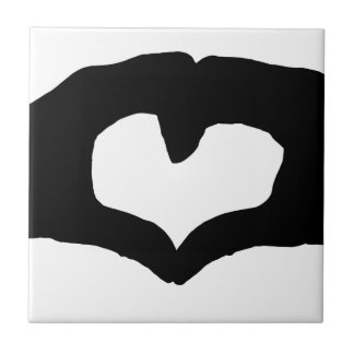 Unconditiona Love Small Square Tile