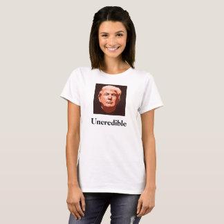 Uncredible Trump Shirt