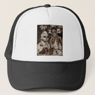 Undead Portrait Trucker Hat