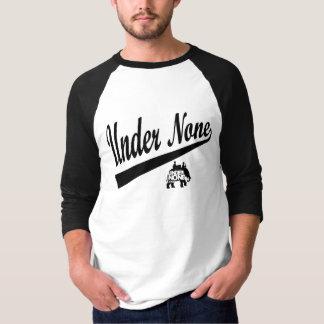 Under None Softball Shirt