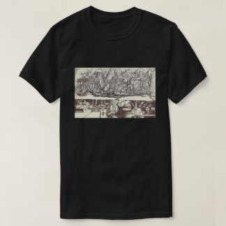 Under Observation, by Brian Benson T-Shirt