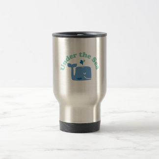 Under the Sea Stainless Steel Travel Mug