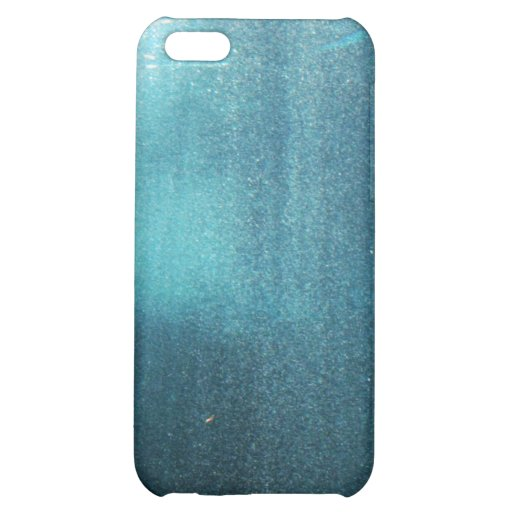 Under Water Bubble World iPhone 5C Covers