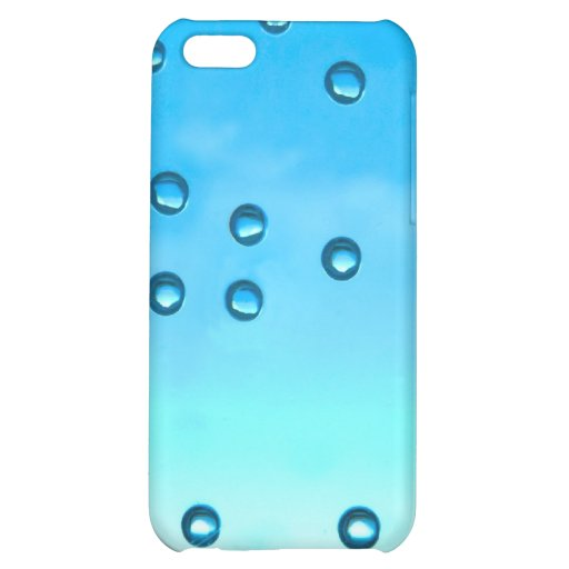 Under Water Bubbles iPhone 5C Covers