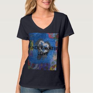 UNDER WATER lOVE T-Shirt