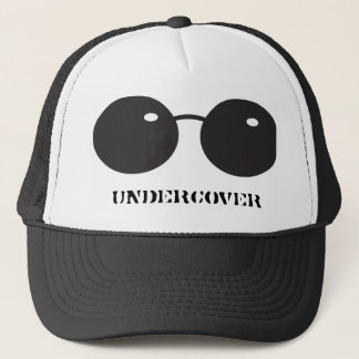 Undercover hat