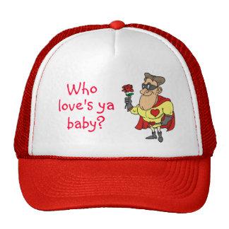 UnderCover Lover Cap