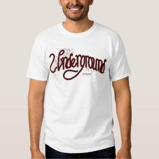 underground weeds t shirt
