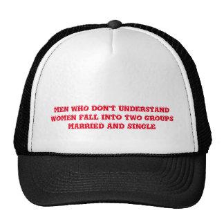 Understanding women cap
