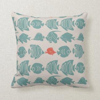 Underwater baby pillow (White)