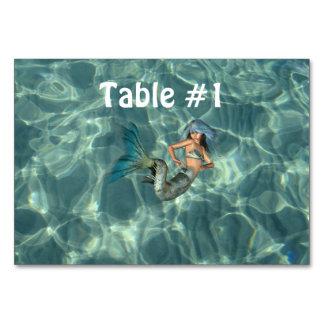 Underwater Mermaid Card