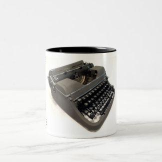 Underwood Champion Two-Tone Coffee Mug