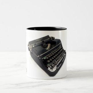 Underwood Universal typewriter - 1936 Two-Tone Mug