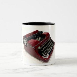 Underwood Universal typewriter - 1937 Two-Tone Mug
