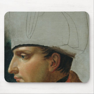 Unfinished Portrait of Napoleon I Mouse Pad