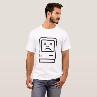 Unhappy Mac Male T-Shirt