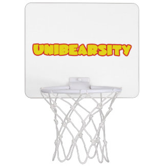 Unibearsity Mini Basketball Goal Toy Mini Basketball Hoop