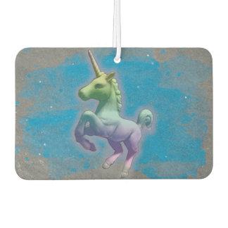 Unicorn Air Freshener Landscape (Blue Nebula)