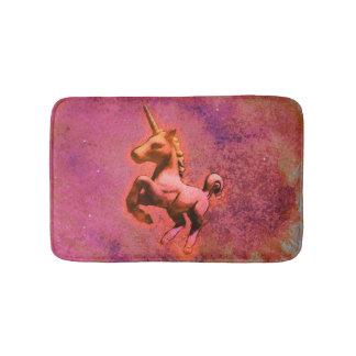 Unicorn Bath Mat (Red Intensity) Bath Mats