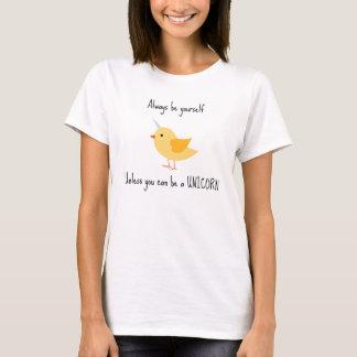 Unicorn Chick T-Shirt