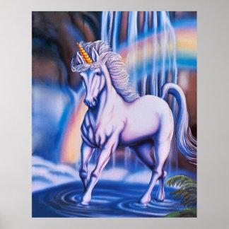Unicorn Falls Poster