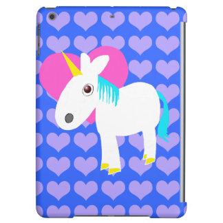 unicorn love iPad Air case